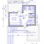 floor plan site house 1 first floor