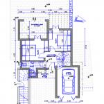 floor plan site house 1 ground floor