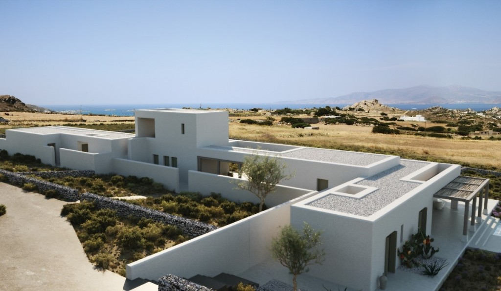 03 houses in Naxos [vivlos]_ presentation10