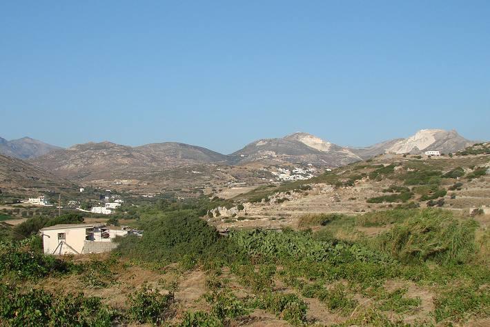 Parcel in Naxos