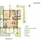 residence C ground fllor