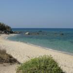 Kastraki beach 2