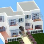 3D Site front