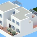 3D site back