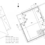 Floor plan site 110 Sq.m