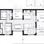 toposite house A